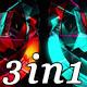 Techno Glass - VJ Loop Pack (4in1) - VideoHive Item for Sale