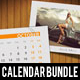 3 in 1 Customizable Calendar 2019 Bundle V02 - GraphicRiver Item for Sale