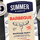 Cookout / BBQ Flyer & Poster - GraphicRiver Item for Sale