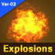 Explosions and Smoke Effects - GraphicRiver Item for Sale