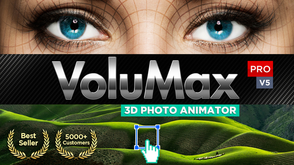 VoluMax - 3D Photo Animator V5 13646883