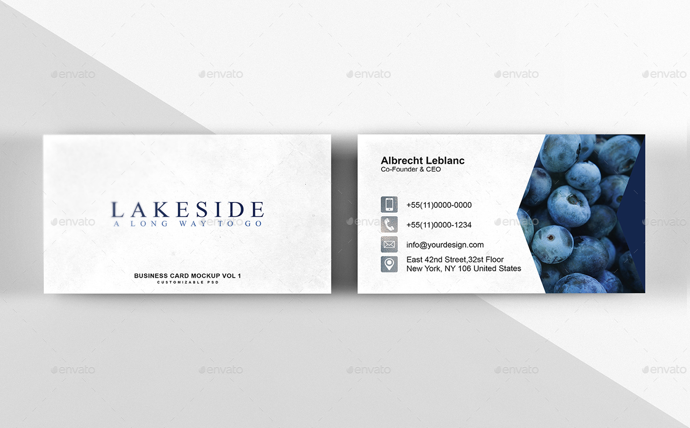 Business card mockup vol 1 by honnumgraphicart graphicriver business card mockup vol 1 15g reheart Images