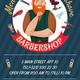 Barber Shop Cartoon Poster