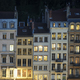 Street of Lyon by night - PhotoDune Item for Sale