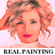 Real Painting Photoshop Action - GraphicRiver Item for Sale