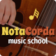 NotaCorda - Music School, Musicians and Children's Music Academy WordPress Theme