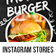 Food Instagram Stories - GraphicRiver Item for Sale