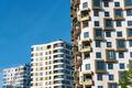 Detail of some multi-storey apartment buildings - PhotoDune Item for Sale