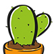 Cactus Free Hugs T-shirt Design - GraphicRiver Item for Sale