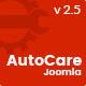 Auto Care - Joomla Template for Car Mechanic, Workshops, Auto Repair Centers