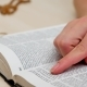 Woman Reading Holy Bible - VideoHive Item for Sale