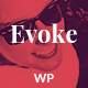 Evoke - Photo Stories WordPress Blog Theme - ThemeForest Item for Sale