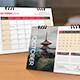 Desk Calendar Planner 2019 - GraphicRiver Item for Sale