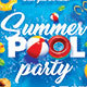 Summer Pool Party V2 - GraphicRiver Item for Sale