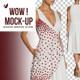 Women Dress Mock-up #1