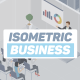 Business Isometric - VideoHive Item for Sale