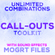 Call-Outs Tool Kit | MOGRT Files for Premiere Pro - VideoHive Item for Sale