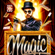 Magic Show Flyer - GraphicRiver Item for Sale