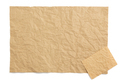 wrinkled paper at white background - PhotoDune Item for Sale