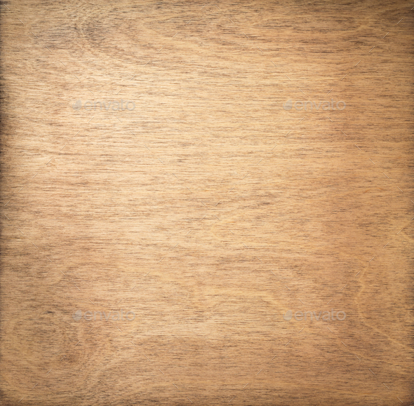 wooden plywood surface as background - Stock Photo - Images