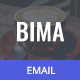 Bima, Multipurpose Email Template + Builder Access