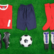 Football Soccer flat lay - PhotoDune Item for Sale