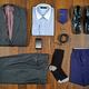 Business attire flat lay - PhotoDune Item for Sale