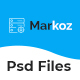 Markoz - Hosting Business Template - ThemeForest Item for Sale