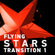 Flying Stars Transition 1 - VideoHive Item for Sale