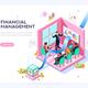 Marketing of Future Illustration - GraphicRiver Item for Sale
