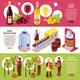 Winery Isometric Horizontal Banners