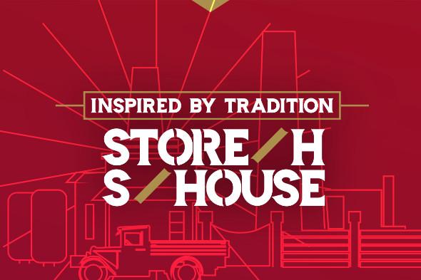 Storehouse Font