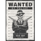 Wanted Modern Poster