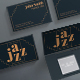 Jazz Festival Business Card - GraphicRiver Item for Sale