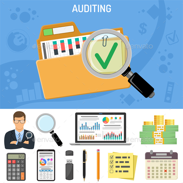 Auditing Business Accounting Concept - Concepts Business