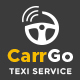 CarrGo - Ridesharing Taxi Psd Template - ThemeForest Item for Sale