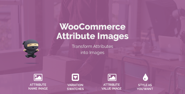 WooCommerce Attribute Images            Nulled