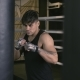 Male Boxer Training in Boxing Club - VideoHive Item for Sale