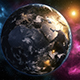 Realistic Earth Globe - VideoHive Item for Sale