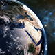 Earth Planet Rotation - VideoHive Item for Sale