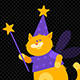 Cat Magician - VideoHive Item for Sale