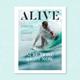 Alive Magazine Template - GraphicRiver Item for Sale