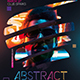 Abstarct Party Flyer - GraphicRiver Item for Sale