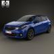 Kia Forte 5-door hatchback 2017