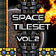 Sci-Fi Space Tileset Vol 2 - GraphicRiver Item for Sale