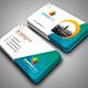 Business Card Bundle 2 in 1-Graphicriver中文最全的素材分享平台