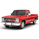 1985 CHEVROLET C10 SILVERADO 2WD - 3DOcean Item for Sale