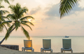 Sunrise On Dream Beach Vacation - PhotoDune Item for Sale