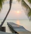 Tropical Sunrise Jetty - PhotoDune Item for Sale