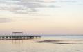 Wooden Dock In Ocean - PhotoDune Item for Sale